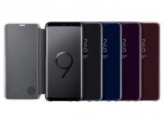 کیف هوشمند اصلی سامسونگ اس 9 Samsung Galaxy S9 Clear View Standing Cover