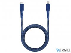 کابل تایپ-سی به لایتنینگ انرژیا Energea Fibratough Cable Type-C to Lightning 1.5M