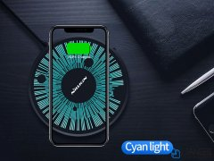 شارژر وایرلس سریع نیلکین Nillkin PowerColor Fast Wireless Charger