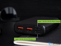 پاور بانک سریع انرژیا Energea Compac Mini PQ1201 10000mAh Power Bank