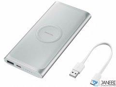 پاور بانک سریع و شارژر وایرلس سامسونگ Samsung Wireless Battery Pack EB-U1200CSEGAE