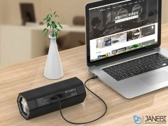 اسپیکر بلوتوث اوریکو Orico Powerful SOUNDPLUS-T1 Bluetooth Speaker