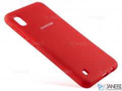 قاب محافظ سیلیکونی Samsung Galaxy A10 Silicone Case