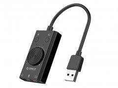 کارت صدا اکسترنال اوریکو Orico USB External Sound Card SC2