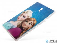 قاب تبلت سامسونگ طرح فروزن Samsung Galaxy Tab A 10.5 T595 Case Frozen