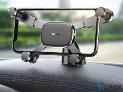 پایه نگهدارنده گوشی بیسوس Baseus Horizontal Screen Gravity Vehicle-mounted Holder