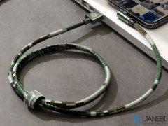 کابل چریکی لایتنینگ بیسوس Baseus Camouflage Lightning Cable