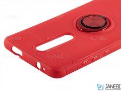 قاب ژله ای حلقه دار شیائومی Becation Finger Ring Case Xiaomi Redmi K20 - K20 Pro / Mi 9T - 9T Pro