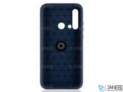 قاب ژله ای حلقه دار هواوی Becation Finger Ring Case Huawei Nova 5i/P20 Lite 2019