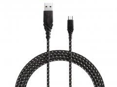 کابل شارژ سریع و انتقال داده میکرو یو اس بی انرژیا Energea DuraGlitz Cable Micro USB 1.5M