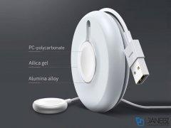 شارژر وایرلس اپل واچ بیسوس Baseus BS-IW03 Yoyo Wireless Charger