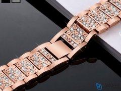 بند فلزی نگین دار اپل واچ Apple Watch Jeweled Metal Band 38/40mm