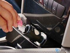 شارژر فندکی هوشمند ویزو Wiso ASI-805 PanicSaf Smart Car Charger