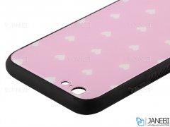قاب محافظ آیفون طرح قلب آویزدار Apple iPhone 6/6S Love Case