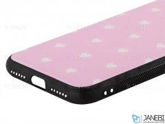 قاب محافظ آیفون طرح قلب آویزدار Apple iPhone 7/8 Love Case