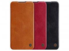 کیف چرمی نیلکین شیائومی Nillkin Qin Leather Case Xiaomi Mi CC9e