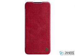 کیف چرمی نیلکین شیائومی Nillkin Qin Leather Case Xiaomi Mi CC9 - Mi 9 Lite