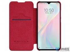 کیف چرمی نیلکین شیائومی Nillkin Qin Leather Case Xiaomi Mi CC9