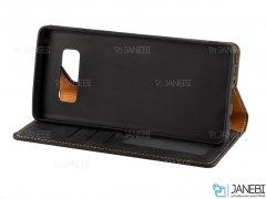 کیف محافظ هوانمین سامسونگ Huanmin Magnetic Wallet Samsung Galaxy Note 8