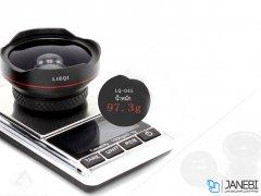 لنز واید و ماکرو گوشی موبایل لی کیو آی LIEQI LQ-045 Wide Angle & Macro Lens