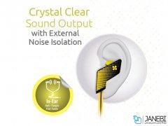 هدفون با سیم اسپرت پرومیت Promate Swank Sport Headset