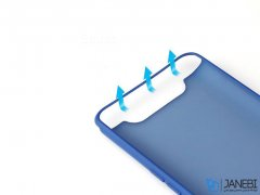 قاب محافظ سیلیکونی سامسونگ Silicone Cover Samsung Galaxy A80/A90