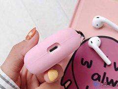 کاور محافظ سیلیکونی ایرپاد طرح بارباپاپا Barbapapa Silicone Case Apple Airpods