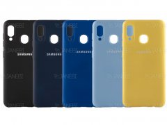 قاب محافظ سیلیکونی Samsung Galaxy M20 Silicone Case