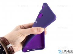 قاب محافظ سیلیکونی سامسونگ Silicone Cover Samsung A20/A30