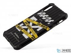 قاب ژله ای آیفون Off White Case Apple iPhone XS Max