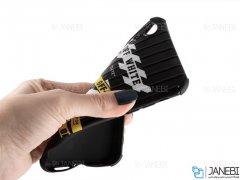 قاب ژله ای آیفون Off White Case Apple iPhone XR