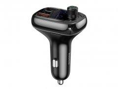شارژر فندکی با قابلیت پخش موسیقی و تماس بیسوس Baseus T-Type Wireless MP3 Charger