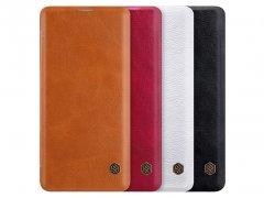 کیف چرمی نیلکین سامسونگ Nillkin Qin Leather Case Samsung Galaxy S10