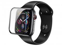 محافظ صفحه نمایش شیشه ای نیلکین اپل Nillkin 3D AW+ Glass Apple Watch 44mm