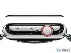 محافظ صفحه نمایش شیشه ای نیلکین اپل Nillkin 3D AW+ Glass Apple Watch 40mm