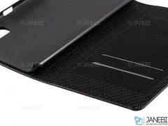 کیف طرح چرم سامسونگ Ilevei Case Samsung Galaxy A50