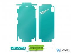 محافظ صفحه نمایش پشت و رو نانو سامسونگ Bestsuit Nano Shape Memory Full Body Protector Samsung Galaxy S10