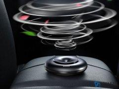 خوشبوکننده هوای خودرو بیسوس Baseus Vortex Car Air Freshener Holder