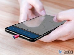 کنترل از راه دور لوازم برقی میکرو یو اس بی بیسوس Baseus R03 Phone Remote Control Micro USB