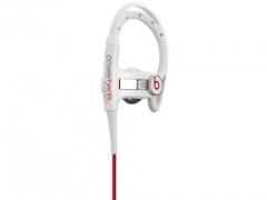 ایرفون اسپرت پاور بیتس الکترونیکز PowerBeats White Sport