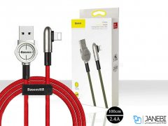 کابل لایتنینگ بیسوس Baseus Exciting Lightning Cable 2M
