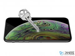 محافظ صفحه نمایش شیشه ای نیلکین آیفون Nillkin Amazing CP+ Pro Glass Apple iPhone 11 6.5