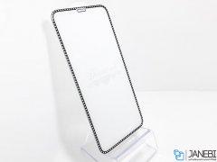 محافظ صفحه شیشه ای دیاموند آیفون Diamond Glass Apple iPhone X/XS