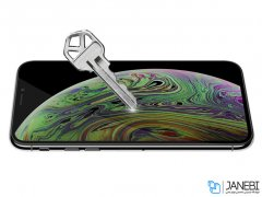 محافظ صفحه نمایش شیشه ای نیلکین آیفون Nillkin Amazing CP+ Pro Glass Apple iPhone 11 6.1