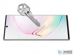 محافظ صفحه نمایش شیشه ای نیلکین سامسونگ Nillkin 3D CP+ Max Glass Samsung Galaxy Note 10 Plus