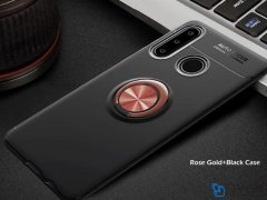 قاب ژله ای حلقه دار هواوی Becation Finger Ring Case Huawei P30 Lite