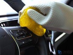 دستکش و ژل تمیزکننده بیسوس Baseus Car Cleaning Kit