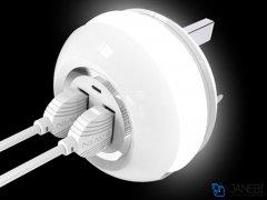 شارژر دیواری و چراغ خواب باوین Bavin PC566Y LED Touch Lamp