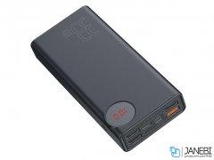 پاور بانک سریع بیسوس Baseus Mulight PD3.0+QC3.0 Quick Charge 30000mAh Power Bank