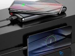 پاور بانک و شارژر وایرلس بیسوس Baseus BS-10KPW02 10000mAh Wireless Charging Power Bank